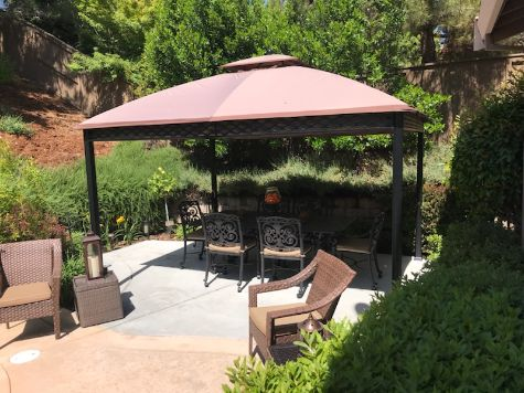 this is a picture of Fremont Stamped Patio