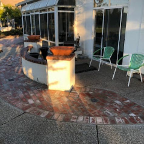 this image shows fremont brick pavers