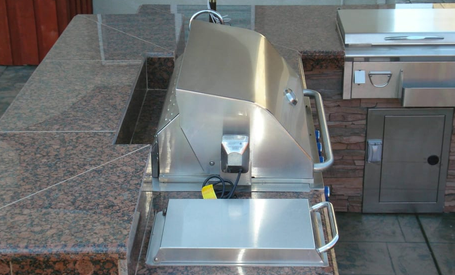 this image shows countertop in Fremont, California